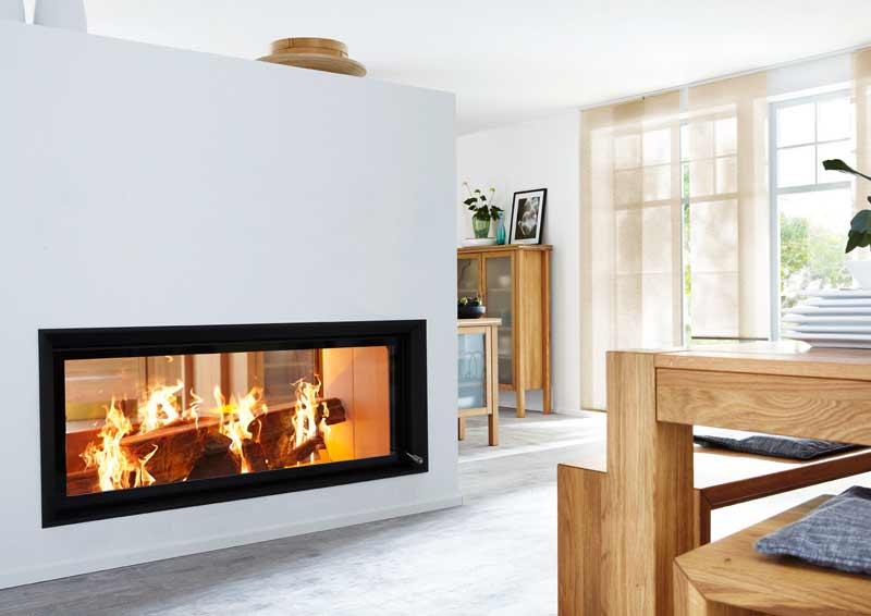 Holzkamine & Kaminbau in jedem gewünschten Design vom Profi