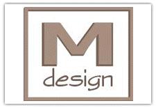 M-design Logo